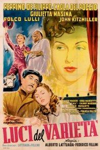 Affiche du film : Les feux du music hall