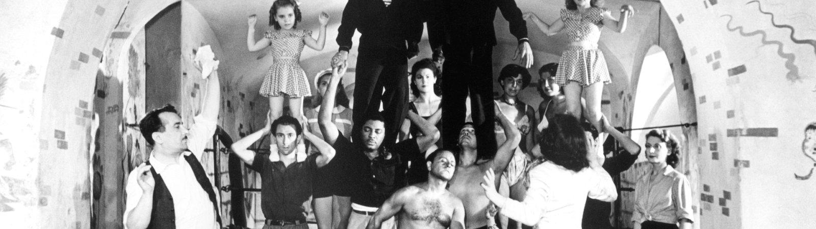Photo du film : Les feux du music hall