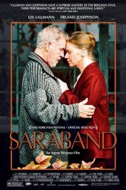 background picture for movie Sarabande