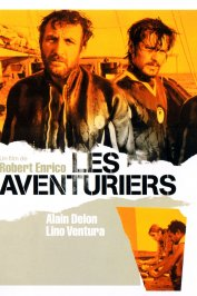 background picture for movie Les aventuriers
