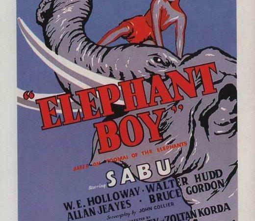 Photo du film : Elephant boy