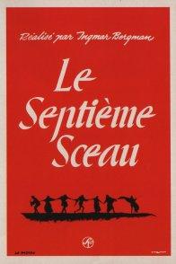 Affiche du film : Le septième sceau