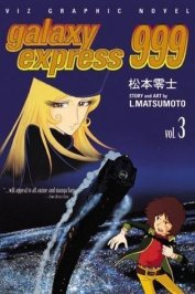 background picture for movie Galaxy Express 999