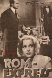 background picture for movie Rome express