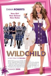 background picture for movie Wild Child