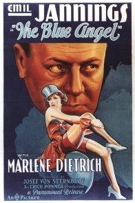 Affiche du film : L'ange bleu