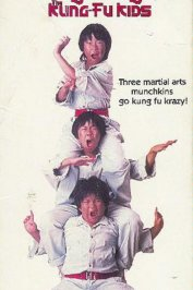 background picture for movie Kung fu kids