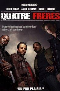 Affiche du film : Four Brothers