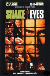 background picture for movie Snake eyes