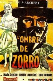 background picture for movie L'ombre de zorro