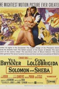 Affiche du film : La reine de saba