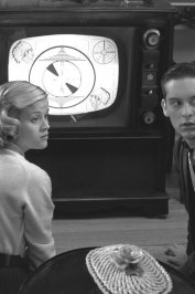 background picture for movie Pleasantville