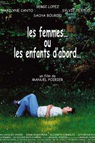 Affiche du film : Les femmes d'abord