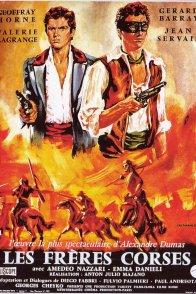Affiche du film : Les freres corses