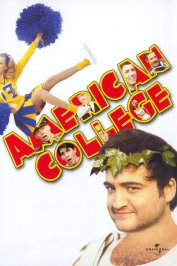 background picture for movie American college