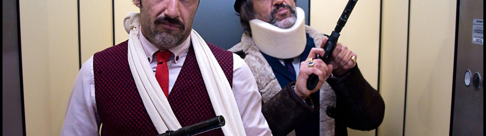 Photo du film : La loi de murphy