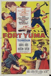 background picture for movie Fort yuma