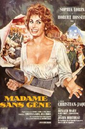 background picture for movie Madame sans gene