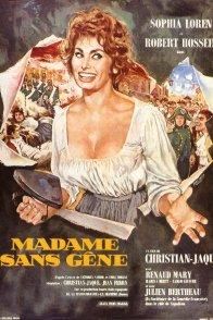 Affiche du film : Madame sans gene