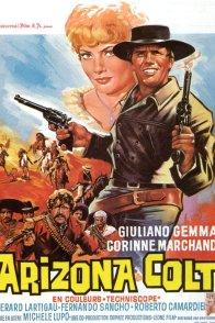 Affiche du film : Arizona colt