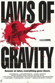 background picture for movie Laws of gravity