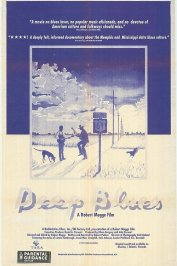 background picture for movie Deep blues