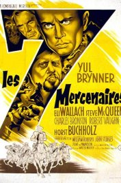 background picture for movie Les mercenaires