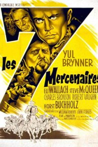 Affiche du film : Les mercenaires