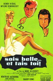 background picture for movie Sois belle et tais toi