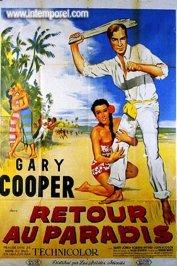 background picture for movie Retour au paradis