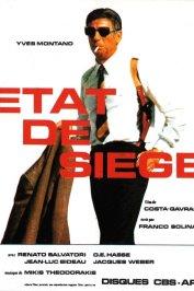 background picture for movie Etat de siège