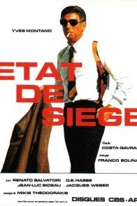 Affiche du film : Etat de siège