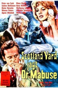 Affiche du film : Mabuse attaque scotland yard