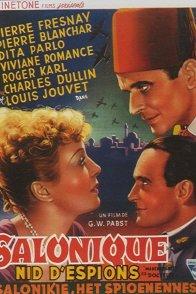 Affiche du film : Nid d'espions