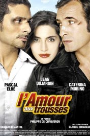 background picture for movie L'amour aux trousses