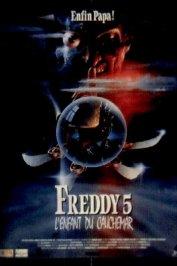 background picture for movie Freddy v, l'enfant du cauchemar