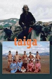 background picture for movie Taiga