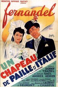 Affiche du film : Un chapeau de paille d'Italie