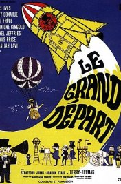background picture for movie Le grand depart