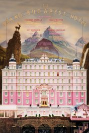 background picture for movie The Grand Budapest Hotel