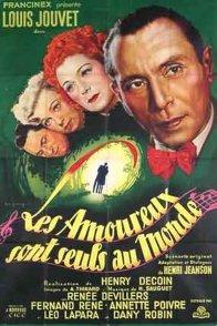 Affiche du film : Les amoureux