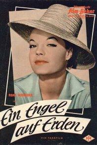 Affiche du film : Mademoiselle ange