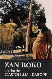 background picture for movie Zan boko