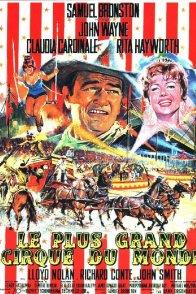 Affiche du film : Le plus grand cirque du monde