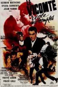 Affiche du film : Le vicomte regle ses comptes