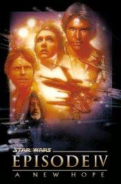 Affiche du film Star Wars : Episode IV - Un nouvel espoir