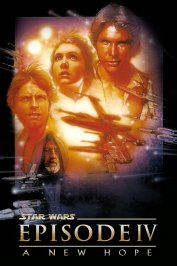 background picture for movie Star Wars : Episode IV - Un nouvel espoir
