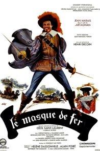 Affiche du film : Le masque de fer