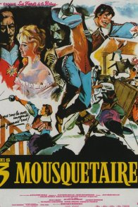 Affiche du film : Les trois mousquetaires les ferrets de la reine