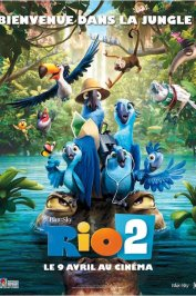 background picture for movie Rio 2